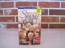 1999 Gaither Evangelio serie dulce dulce espíritu Video-Vhs -- Usado