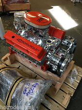 383 Stroker Motor Crate Engine 440hp Sbc With Ac Roler Turn Key Th350 Trans 383
