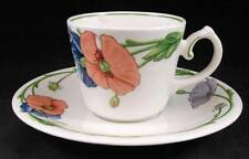 Villeroy & Boch AMAPOLA Cup and Saucer GREAT CONDITION