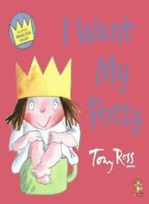 I Want My Potty (Little Princess) (Picture Lions)-Tony Ross