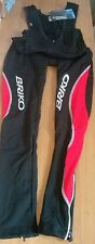 DUNGAREES CYCLING BRIKO SPECIAL TWO SPEED BK color BLACK-RED size M