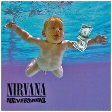 Nirvana - Nevermind LP Vinile IMS-GEFFEN RECORDS