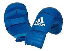 adidas Faustschutz rot o. blau - Karate-Faustschoner - WKF-Zulassung Handschutz