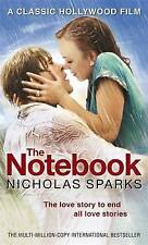 The Notebook, Sparks, Nicholas Book