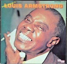 DOUBLE ALBUM 33t Louis Armstrong VYGSON