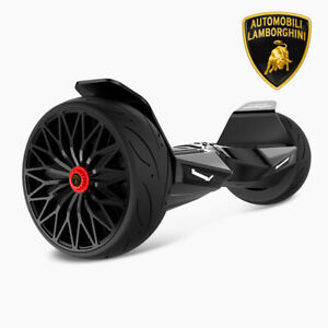 """8.5"""" LAMBORGHINI Smart Electric Scooter LED Bluetooth app enabled for Kids Adult"""