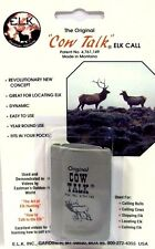 Cow Talk Elk Call By Elk Inc *New In Package*