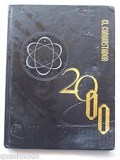 2000 CIBOLA HIGH SCHOOL YEARBOOK YUMA, ARIZONA  EL CONQUISTADOR