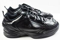 Nike Air Monarch IV Martine Rose (Mens Size 11.5) Shoes AT3147 001 Triple Black
