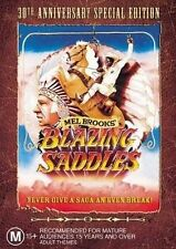 Blazing Saddles (30th Anniversary Special Edition) NEW R4 DVD