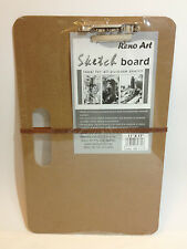 Drawing Boards / Sketching Board 11 x 14  Timber backing