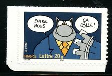 STAMP / TIMBRE FRANCE  N° 3834 ** SOURIRES / LE CHAT / PHILIPPE GELUCK