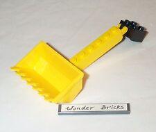 Lego Digger Bucket 3 x 6 for Bulldozer 7936