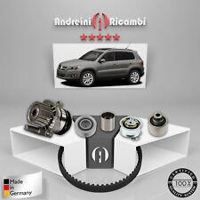 KIT DISTRIBUZIONE + POMPA ACQUA VW TIGUAN 2.0 TDI 125KW 170CV 2009 ->