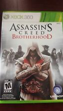 Assassin's Creed Brotherhood For Xbox 360.