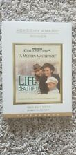 Life Is Beautiful Dvd brand new and sealed