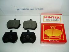 MINTEX GBP281 MG MIDGET SPRITE MINI TR7 FRONT BRAKE PAD SET 071-539