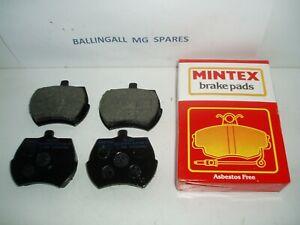 MINTEX GBP281 MG MIDGET SPRITE MINI TR7 FRONT BRAKE PAD SET 071-539
