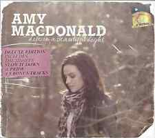 AMY MACDONALD / LIFE IN A BEAUTIFUL LIGHT * NEW LIMITED DELUXE EDITION CD * NEU