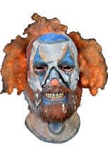 Halloween Rob Zombie's 31 - Schizo Head Adult Latex Deluxe Mask Haunted House