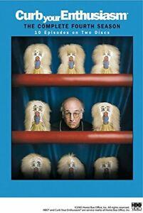 Curb Your Enthusiasm: Complete HBO Season 4 [DVD] [2005][Region 2]