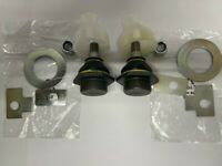 MGTF MG TF FRONT UPPER TOP BALL JOINTS QTY 2 BRAND NEW E-CAR PARTS E-RBK000100