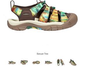 Keen Newport H2 x Garcia Banyan Tree Sport Sandal Men's US sizes 7-17 NEW!!!