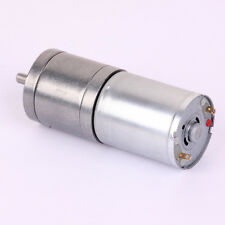 25GA 12v dc 120rpm  powerful high torque gear box motor