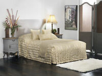 Bianca Adelaide Cream Bedspread Set in All Sizes