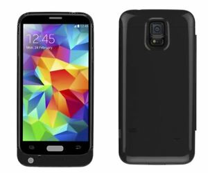 3200mAh External Battery Backup Case Charger Power Bank For Samsung Galaxy S5