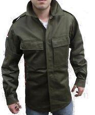 Unbranded Popper Military Coats & Jackets for Men