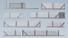 Faller 272420 Metal Industrial Fencing N Gauge