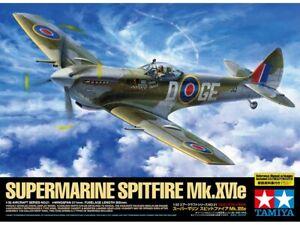 Tamiya 60321 Supermarine Spitfire Mk.XVIe 1/32 scale Plastic Model Kit Japan New