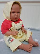 Disney Baby Strampler Spieler Overall Playsuit Jumpsuit Romper Winnie Puuh 74 80