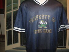 "NOTRE DAME""Fighting Irish""(Property of)NETTED SPORT SHIRT.LG.By:Sport Attack."