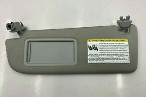2012 - 2016 AUDI A6 A7 FRONT LEFT DRIVER SIDE SUNVISIOR SUN VISIOR OEM 4G0857551