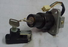 KAWASAKI AR125 AR125R IGNITION SWITCH FORK HELMET LOCK SET  NOS