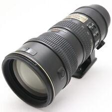 Nikon AF-S VR ED 70-200mm F/2.8 G (IF) Black #167