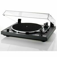 THORENS TD 170-1 EV Belt drive turntable (BLACK) WIth RIAA Preamplifier
