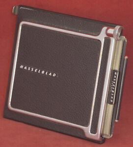 Hasselblad 6x6 Sheet Film Holder 51012 & Adapter 41017 Set. For Type V Bodies.