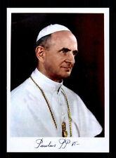 Papa PAOLO VI AUTOGRAFO Carta Top