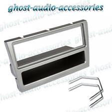 Opel gunmetal 1 DIN Verkleidung Einbaublende 1 & Auto Radio Entfernungs