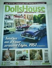 Dolls house and miniature scene magazine, June 2014 issue 240