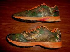 Realtree OUTFITTERS Camouflage SHOES WOMENS SIZE 4 M       COBRA JR.