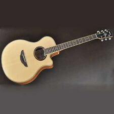Yamaha APX700II NT Electric Acoustic Guitar Genuine Gigcase Fast Ship Japan EMS