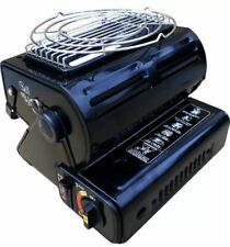 1.3kw HEATER GRILL 2in1 PORTABLE CAMPING OUTDOOR BUTANE GAS FISHING PATIO GARDEN