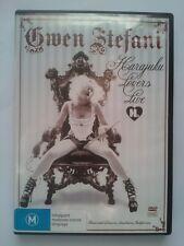 Gwen Stefani HARAJUKU LOVERS LIVE DVD - GC