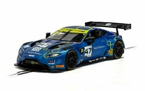 SCALEXTRIC ''TF SPORTS'' ASTON MARTIN VANTAGE GT3 - BRITISH GT CHAMPION 2019