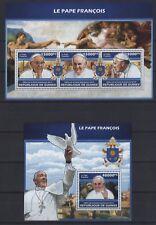 Guinea 2013 - Papst Franziskus - Pope Francis - Pape François - Papa Francisco
