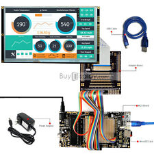 "8051 Microcontroller Development Board Kit USB Programmer for 9""TFT LCD Module"